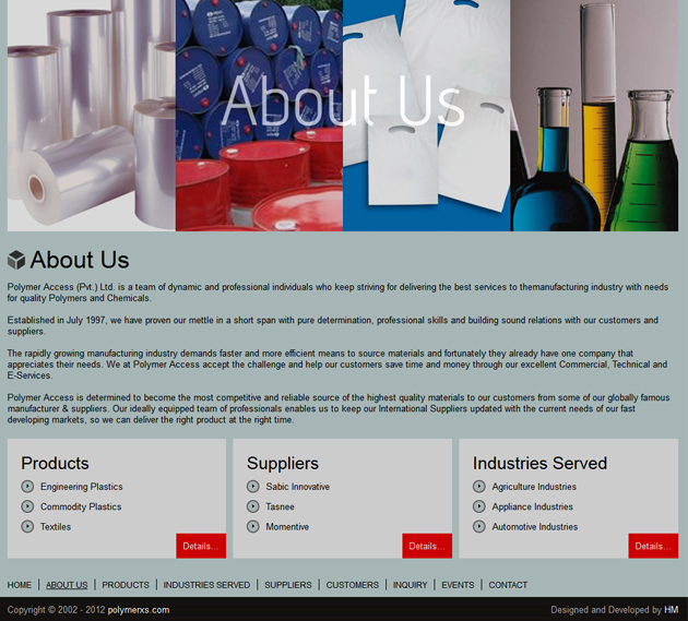 Polymerxs Site